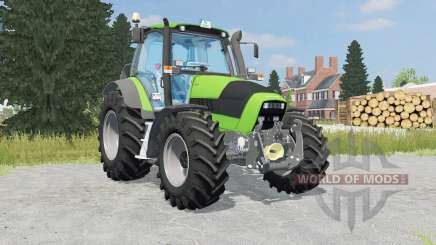 Deutz-Fahr Agrotron 165 kelly green for Farming Simulator 2015