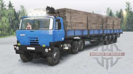 Tatra T815 for Spin Tires