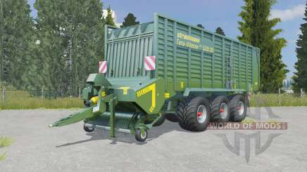 Strautmann Tera-Vitesse CFS 5201 DO hippie green for Farming Simulator 2015