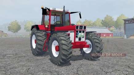 International 1055 alizarin crimson for Farming Simulator 2013