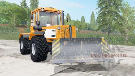 T-150K-09-25 dozer for Farming Simulator 2017