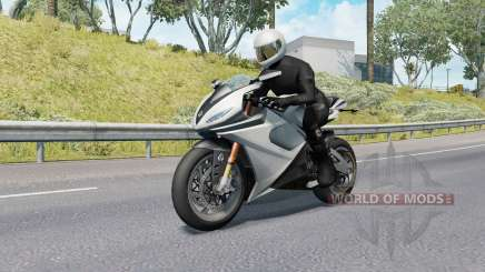 Motorcycle Traffic Pack v3.0.2 for American Truck Simulator