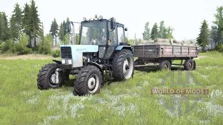 MTZ-82.1 Belarus for MudRunner