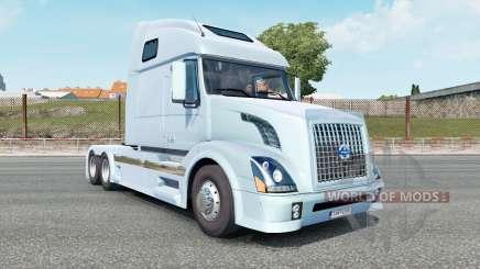 Volvo VNL 670 ziggurat for Euro Truck Simulator 2