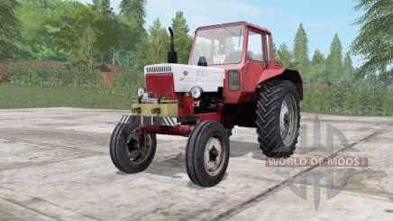 MTZ-80, Belarus soft red Okas for Farming Simulator 2017