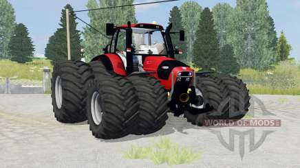 Hurlimann XL 130 twin wheels for Farming Simulator 2015