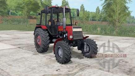 MTZ-Belarus 920 for Farming Simulator 2017