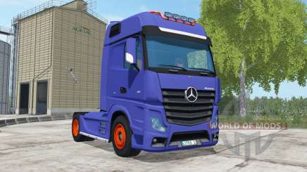 Mercedes-Benz Actros for Farming Simulator 2017