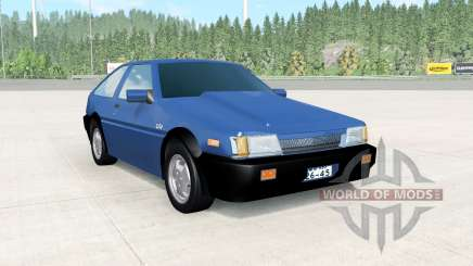 Mitsubishi Cordia GSR Turbo for BeamNG Drive