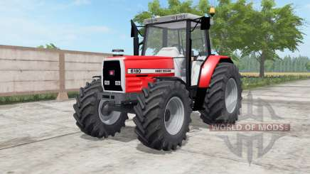 Massey Ferguson 6180 for Farming Simulator 2017