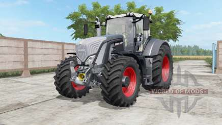 Fendt 930-939 Vario Black Beautỿ for Farming Simulator 2017