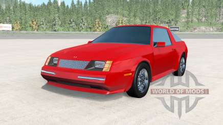 Pontivac Fiercer GT for BeamNG Drive