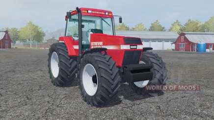 Steyr 9220 for Farming Simulator 2013