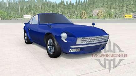 Nissan Fairlady Z (S30) Wangan Midnight Devil Z for BeamNG Drive