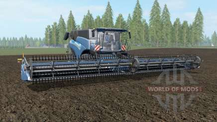 New Holland CR10.90 lapis lazuli for Farming Simulator 2017