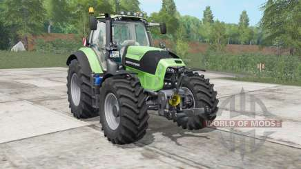 Deutz-Fahr 7210-7250 TTV Agrotron full animated for Farming Simulator 2017