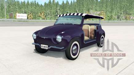Autobello Piccolina Cherry v1.4 for BeamNG Drive