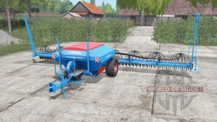 Lemken Solitair 12 fertilizer for Farming Simulator 2017