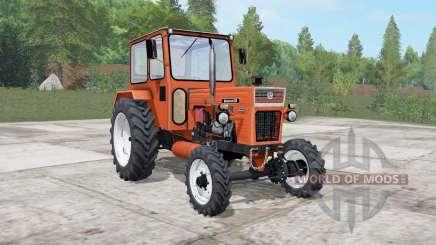 Universal 650 wheels selection for Farming Simulator 2017