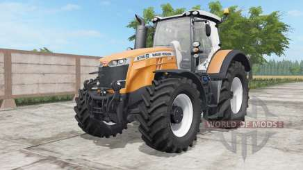 Massey Ferguson 8727-8740 S for Farming Simulator 2017