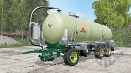 Annaburger HTS 24.27 swamp green for Farming Simulator 2017