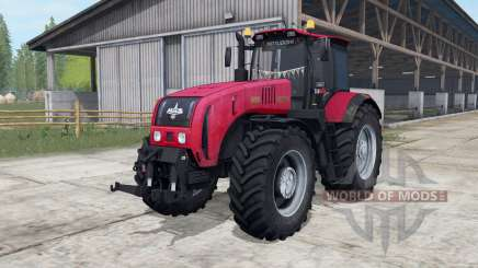 MTW-Belarus 3022 for Farming Simulator 2017