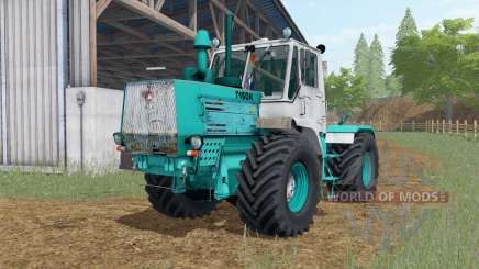 T-150K color of the color Tiffany for Farming Simulator 2017