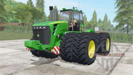 John Deere 9230-9630 for Farming Simulator 2017