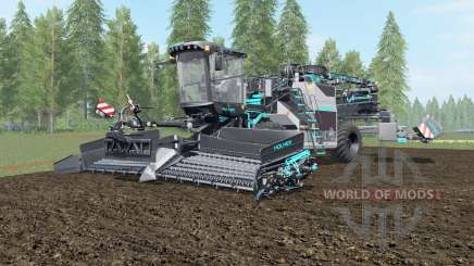 Holmer Terra Felis 2 Special Edition for Farming Simulator 2017
