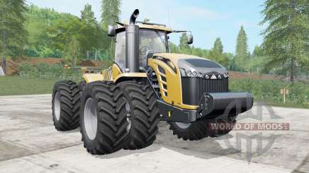 Challenger MT955E metallic gold for Farming Simulator 2017
