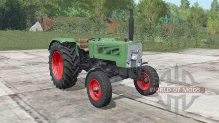 Fendt Farmer 102s-108s for Farming Simulator 2017
