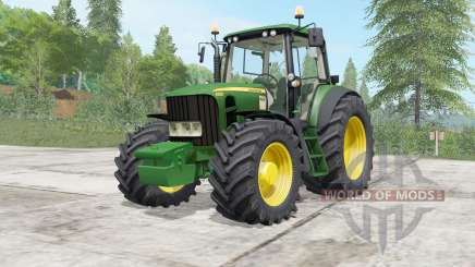 John Deere 6930 for Farming Simulator 2017