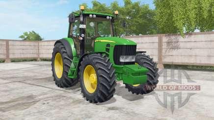 John Deere 7430&7530 for Farming Simulator 2017