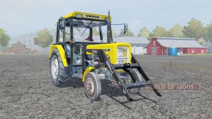 Ursus C-360 froɳt loader for Farming Simulator 2013