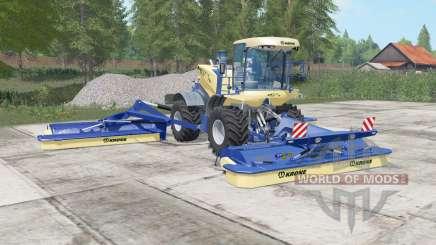 Krone BiG M 500 choice color for Farming Simulator 2017