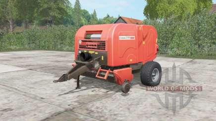 Ursus Z-594 sunset orange for Farming Simulator 2017