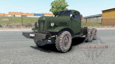 ZIL-157В for Euro Truck Simulator 2