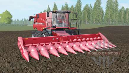 Case IH Axial-Flow 9240 red salsa for Farming Simulator 2017