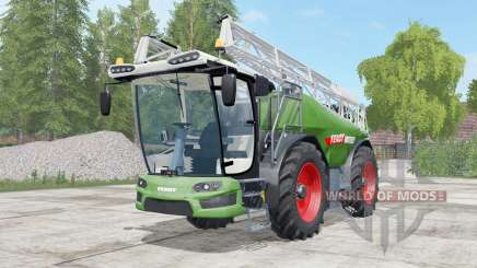 Fendt Rogator 650 for Farming Simulator 2017