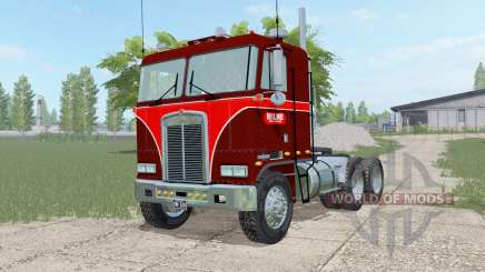 Kenworth K100 for Farming Simulator 2017