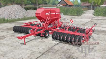 Horsch Pronto 9 DC red salsa for Farming Simulator 2017