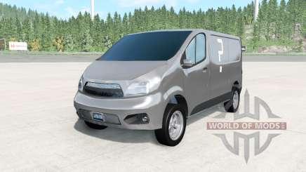 JKrispy Taco Man Van for BeamNG Drive