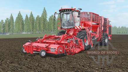 Holmer Terra Dos T4-30 deep carmine pink for Farming Simulator 2017