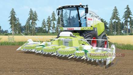 Claas Jaguar 870 & Orbis 750 for Farming Simulator 2015