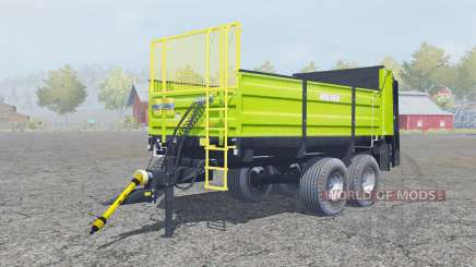 Metal-Fach N267-1 vivid lime green for Farming Simulator 2013