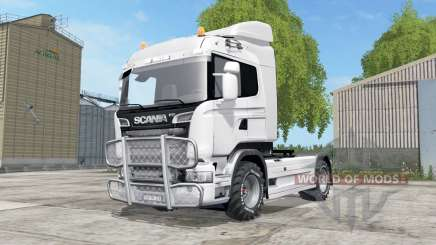 Scania R730 Streamline for Farming Simulator 2017