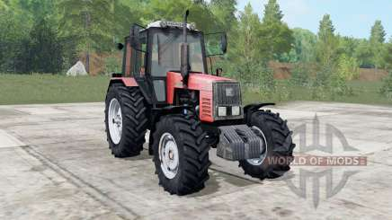 MTZ-1221 Belarus color for Farming Simulator 2017