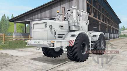 Kirovets K-700A grayish-white color for Farming Simulator 2017