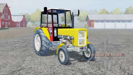 Ursus C-360 safety yellow for Farming Simulator 2013