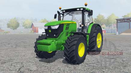 John Deere 6170R&6210R for Farming Simulator 2013